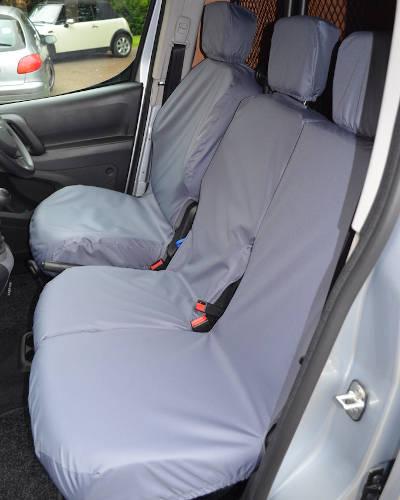Partner Van Seat Covers for Dual Passenger