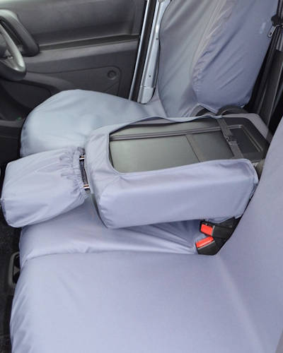 Partner Van Seat Covers for Folding Seat
