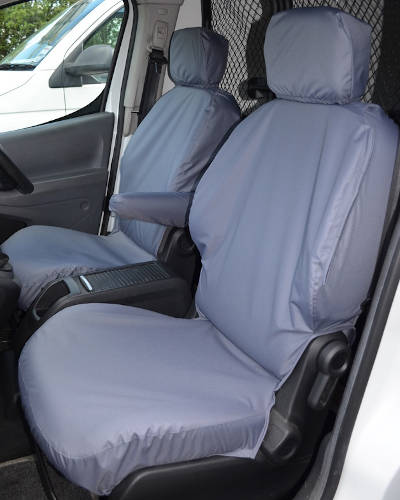 Partner Van Seat Covers for Single Passenger