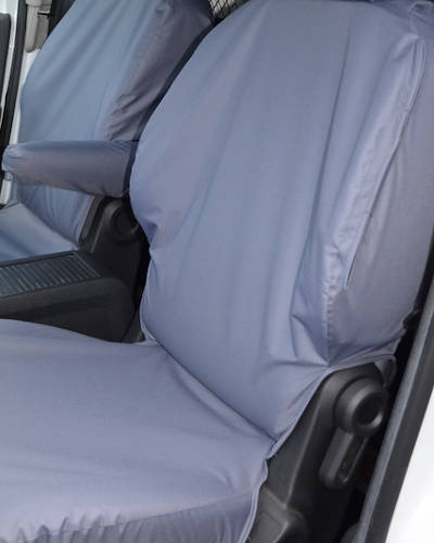 Partner Van Seat Covers Tailored to fit Single Seat