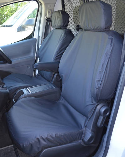 Partner Van Waterproof Seat Covers for Single Seat