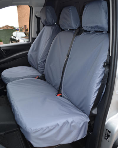 Passenger Seat Covers for Mercedes-Benz Vito