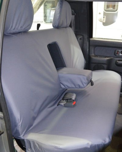 Rear Seat Covers for Mitsubishi L200