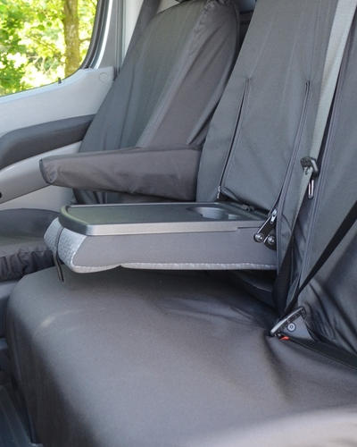 Seat Covers for Mercedes Sprinter Fold-Down Table