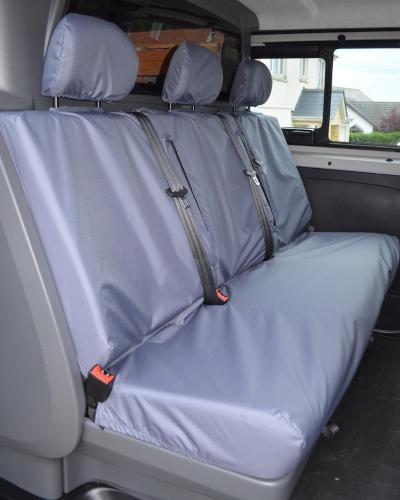 Seat Covers Vauxhall Vivaro Crew Cab