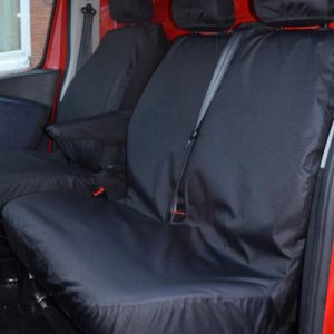 Vauxhall Vivaro Seat Covers – Tailored Front (2014-2019)