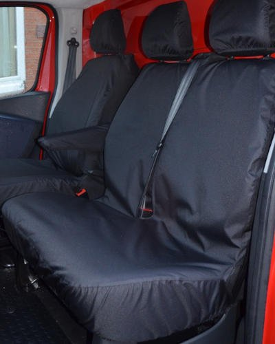 Seat Covers - Vauxhall Vivaro Panel Van