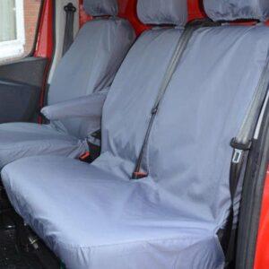 Vauxhall Vivaro Seat Covers – Tailored Front (2014-2019)