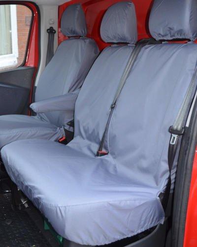 Seat Covers - Vauxhall Vivaro Van