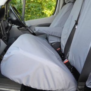 Mercedes-Benz Sprinter Seat Covers – Front (2006-2009)
