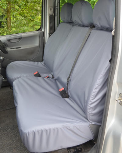 Tailored Seat Covers for Citroen Dispatch