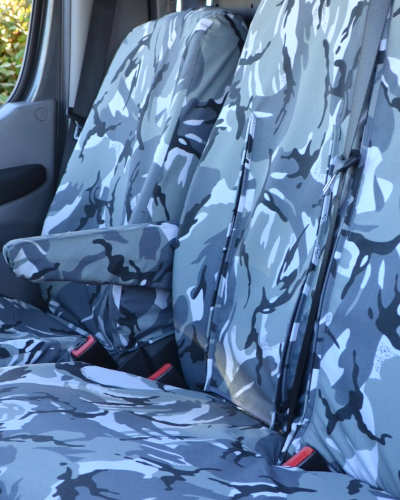 Tailored Seat Covers for Mercedes Sprinter