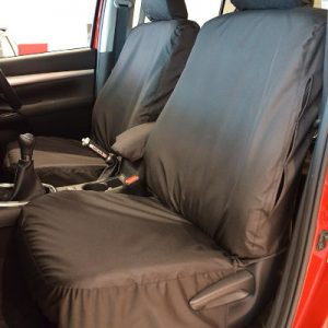 Toyota Hilux Invincible Seat Covers – Tailored (2016 on)