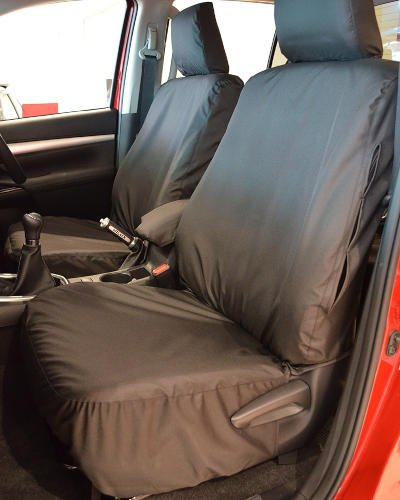 Toyota Hilux Invincible Seat Covers 2016 on