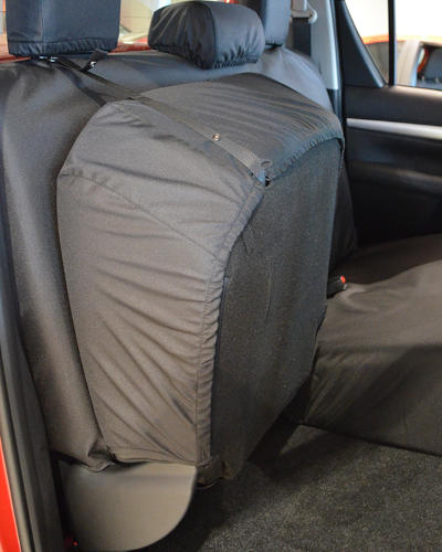Toyota Hilux Invincible Tailored Seat Covers