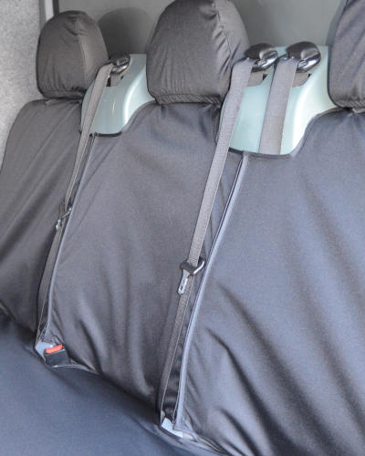 Transit Crew Cab Tailored Seat Covers