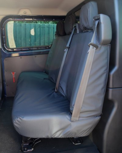Transit Custom Double Cab Seat Covers