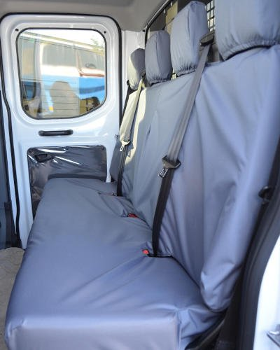 Transit Double Cab Tailored Seat Covers