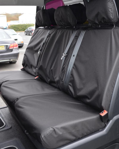 Vauxhall Vivaro 2019 Double Cab Seat Covers