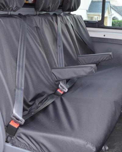 Vauxhall Vivaro Crew Cab Seat Covers