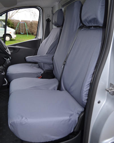 Vivaro Sportive Waterproof Seat Covers