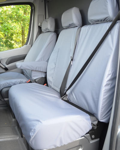 Waterproof Seat Covers for Mercedes-Benz Sprinter