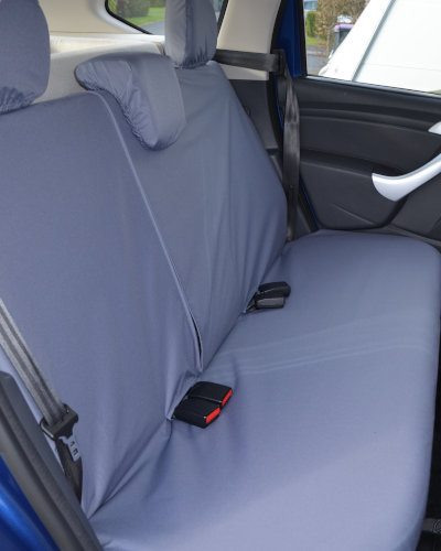 Dacia Duster Mk1 Grey Back Seat Cover