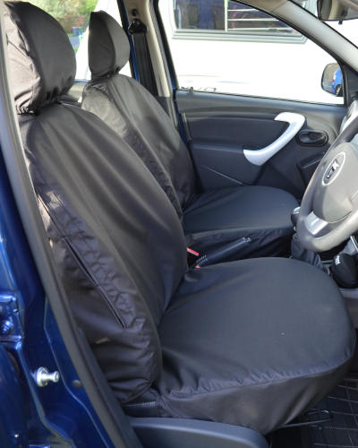 Dacia Duster Mk1 Front Seat Covers