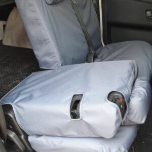 Fiat Doblo Seat Covers – Crew Van Rear (2010 to Present)