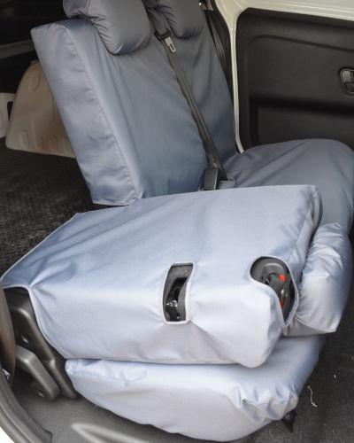 Fiat Doblo Crew Van Tailored Seat Covers