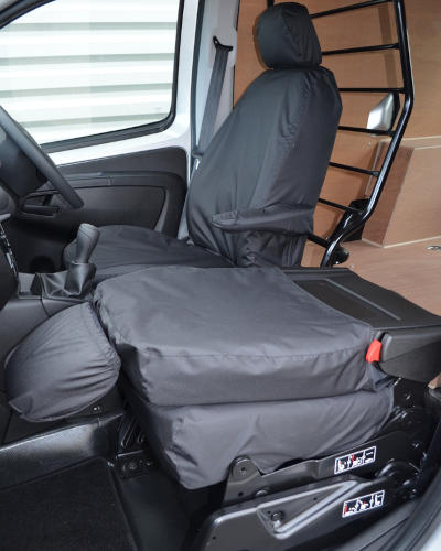 Fiat Fiorino Tailored Seat Covers