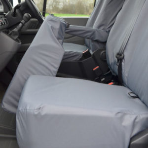 MAN TGE Seat Covers – Tailored (2017 to Present)