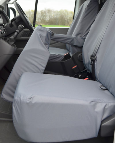 MAN TGE Front Seat Covers