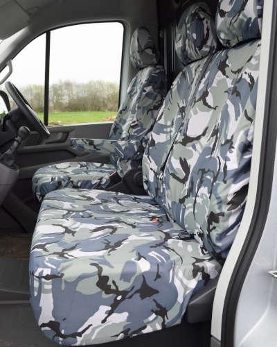 MAN TGE Seat Covers