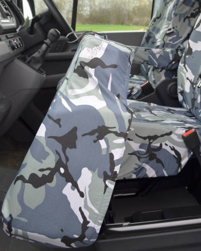 MAN TGE Tailored Seat Covers