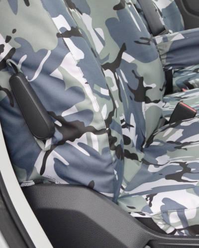 MAN TGE Waterproof Seat Covers