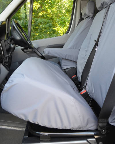 Passenger Seat Covers for VW Crafter
