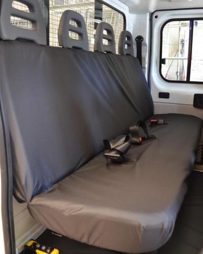 Peugeot Boxer Crew Van Seat Covers