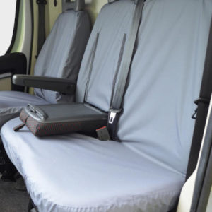 Peugeot Boxer Seat Covers – Tailored (2006 to Present)