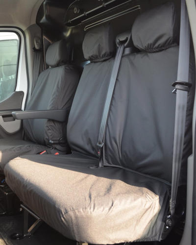 Renault Master Bench Seat Covers