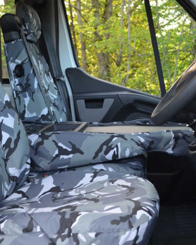 Renault Master Front Seat Covers