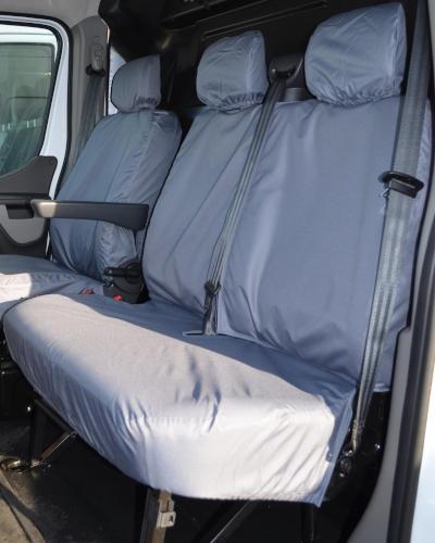 Renault Master Passenger Seat Covers