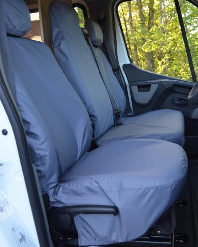 Renault Master Van Seat Covers