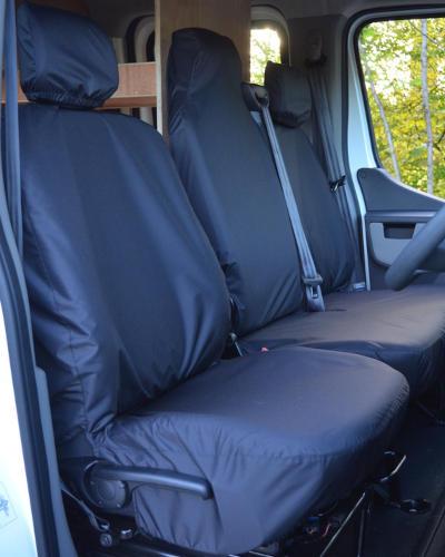 Renault Master Waterproof Seat Covers