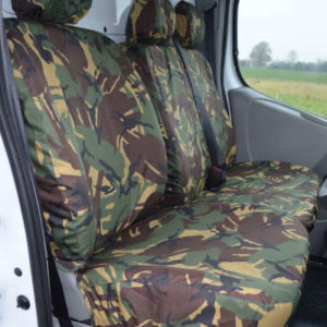 Renault Trafic Seat Covers – Tailored (2006 to 2014)