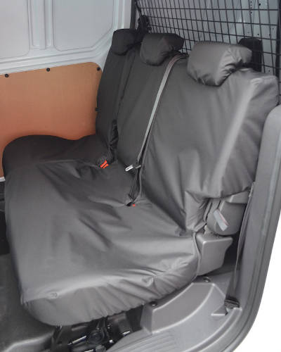 Seat Covers for Transit Connect Double Cab Van