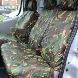 Vauxhall Vivaro Seat Covers – Tailored (2006-2014)