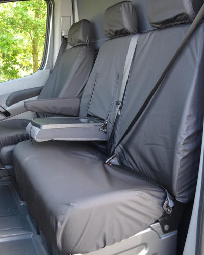 Seat Covers for VW Crafter Van