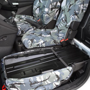Ford Transit Connect Seat Covers – Tailored (2014 to 2018)