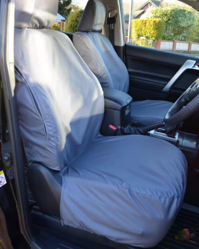 Toyota Land Cruiser J15 Seat Covers